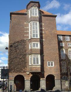Rosenborggade 15-17 - lille - tv