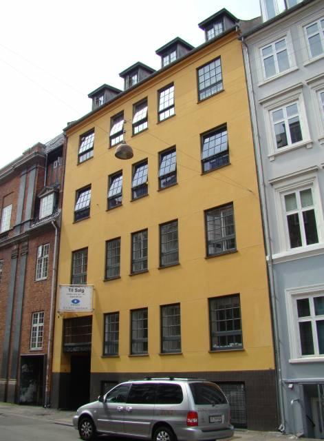 Rosenborggade 3 - 5