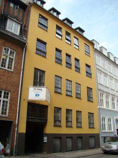 Rosenborggade 3 - lille - tv