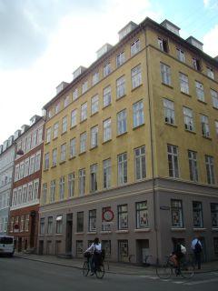 Rosenborggade 7-9 - Tornebuskegade 1 - th