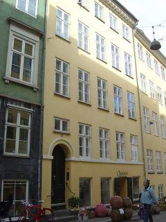 Rosengården 6 - lille - tv