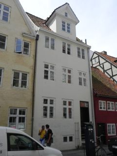 Sankt Annæ Gade 16 - lille - tv