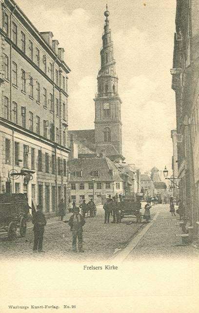 Sankt Annæ Gade 29 - ældre postkort - 3