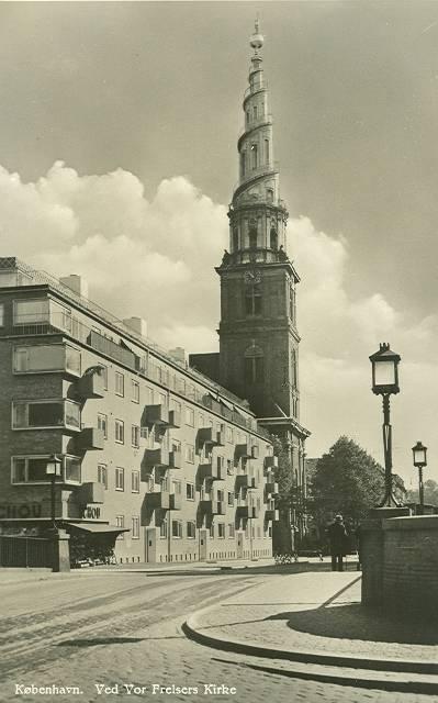 Sankt Annæ Gade 29 - ældre postkort - 4