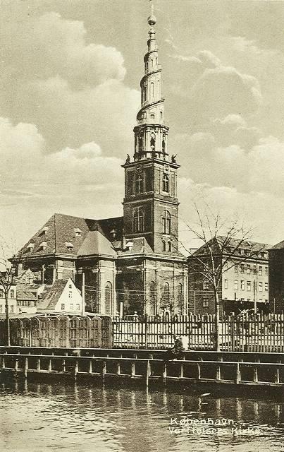 Sankt Annæ Gade 29 - ældre postkort - 5