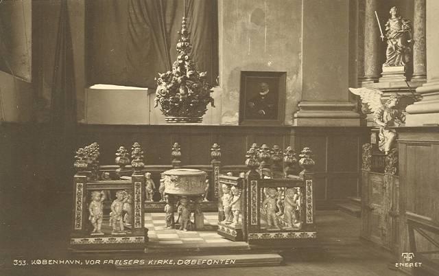 Sankt Annæ Gade 29 - ældre postkort - 6