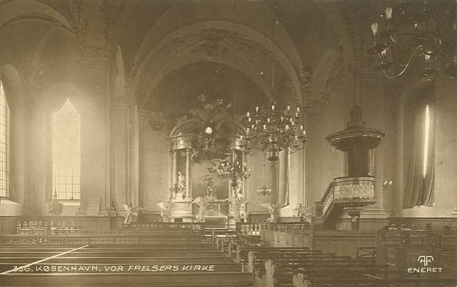 Sankt Annæ Gade 29 - ældre postkort - 7