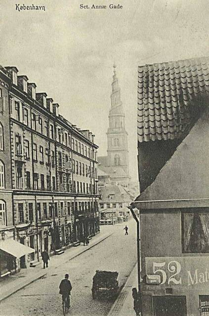 sankt-annae-gade-postkort-nr-9485