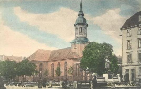 Sankt Annæ Plads 4 - 20 - ældre postkort