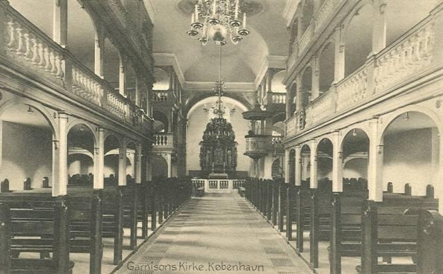 Sankt Annæ Plads 4 - 22 - ældre postkort