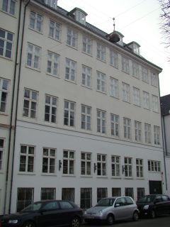Sankt Annæ Plads 8 - lille - tv