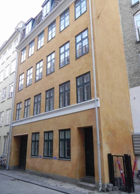 Sankt Gertruds Stræde 3 - 6