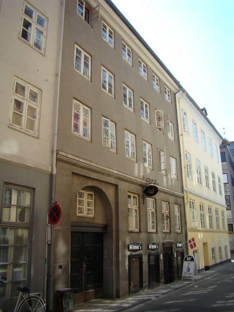 Sankt Gertruds Stræde 4 - 1