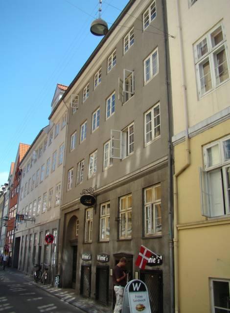 Sankt Gertruds Stræde 4 - 4