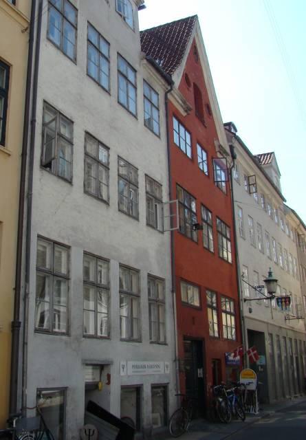 Sankt Gertruds Stræde 8-8a-b - 1