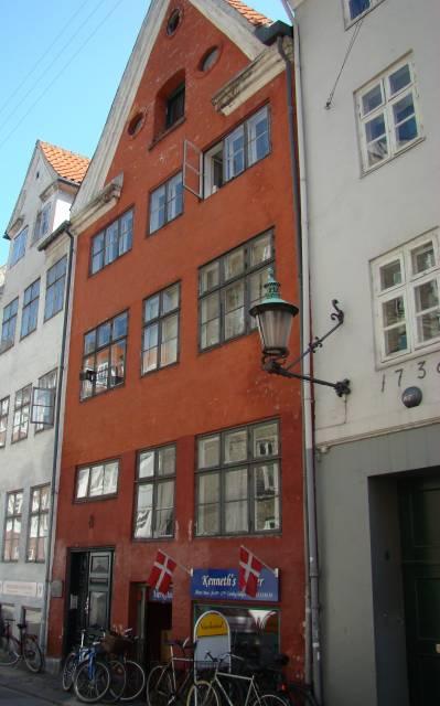 Sankt Gertruds Stræde 8-8a-b - 8