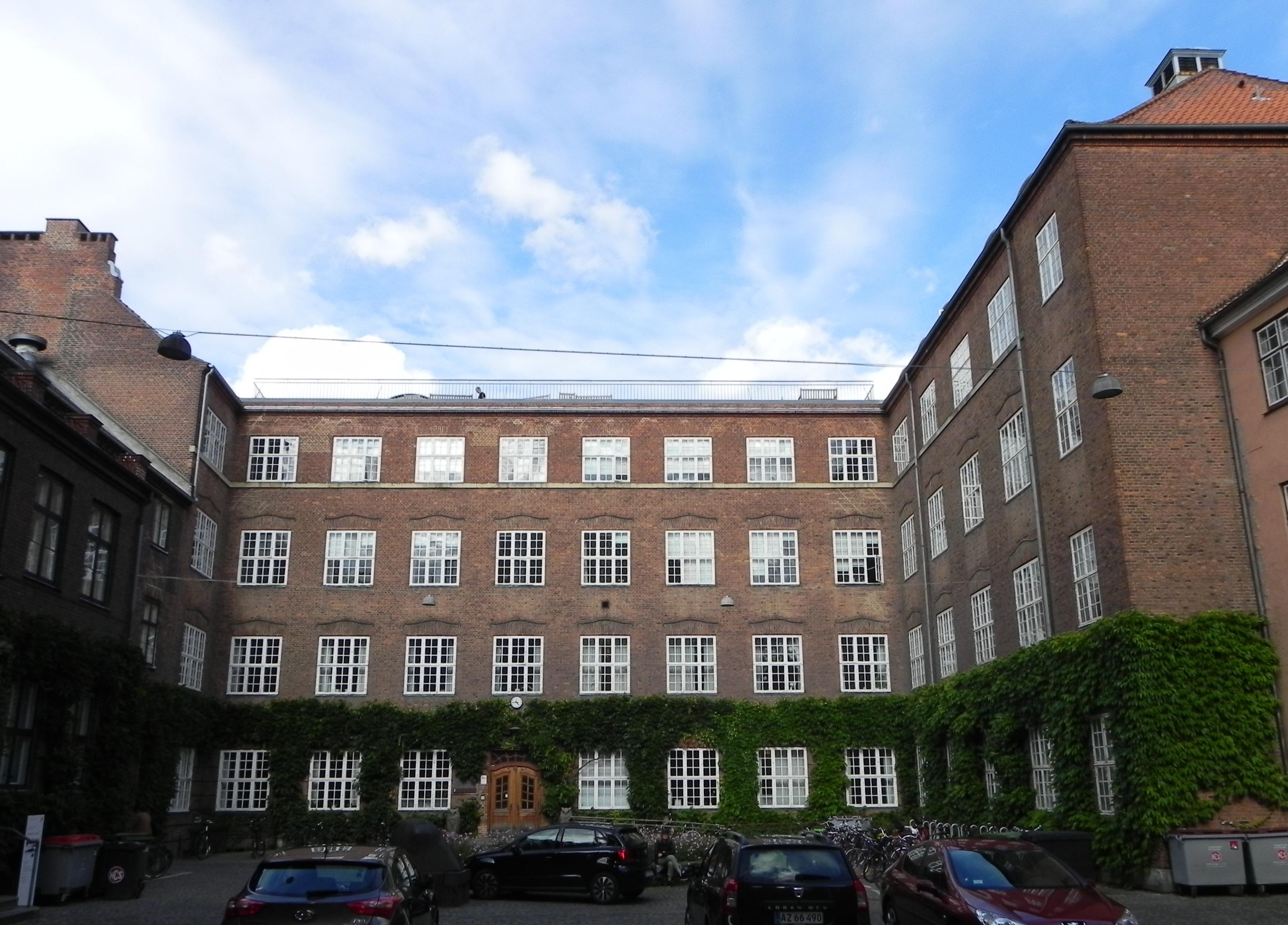 Sankt Peders Stræde 5-13-15-Studiestræde 6 - 10 - med Studiegården