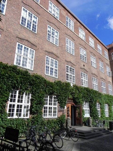 Sankt Peders Stræde 5-13-15-Studiestræde 6 - 2 - med Studiegården