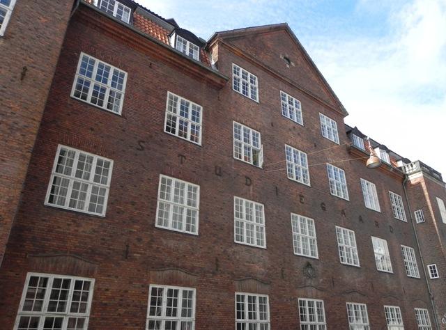 Sankt Peders Stræde 5-13-15-Studiestræde 6 - 27 - med Studiegården