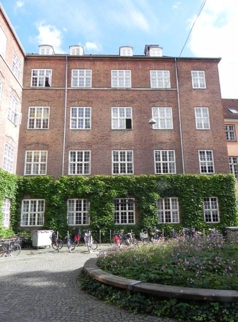 Sankt Peders Stræde 5-13-15-Studiestræde 6 - 3 - med Studiegården