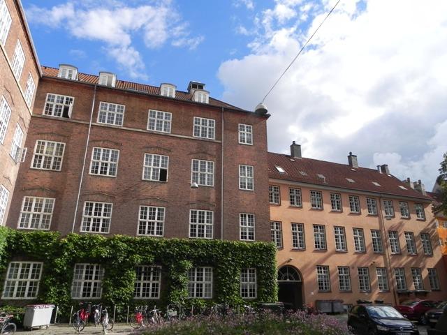 Sankt Peders Stræde 5-13-15-Studiestræde 6 - 32 - med Studiegården