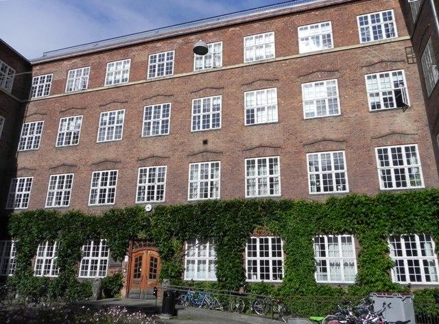 Sankt Peders Stræde 5-13-15-Studiestræde 6 - 5 - med Studiegården
