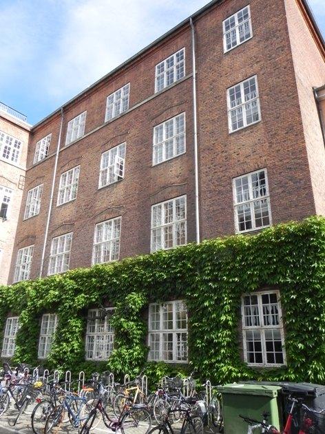 Sankt Peders Stræde 5-13-15-Studiestræde 6 - 7 - med Studiegården