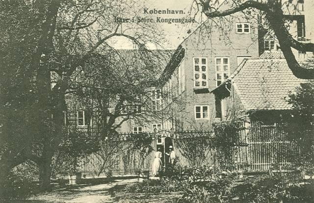 store-kongensgade-have-i-store-kongensgade-postkort-fra-1907