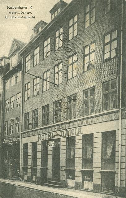 store-strandstraede-14-hotel-dania-v-m-nr-2104-kort-fra-1905