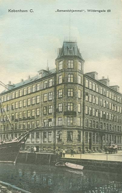 wildersgade-postkort-nr-2026-med-soemandshjemmet-afsendt-i-1907
