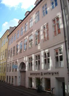 Henrich Kaiser - Læderstræde 5 - lille - th