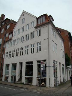 Rosenborggade 19 - lille - th