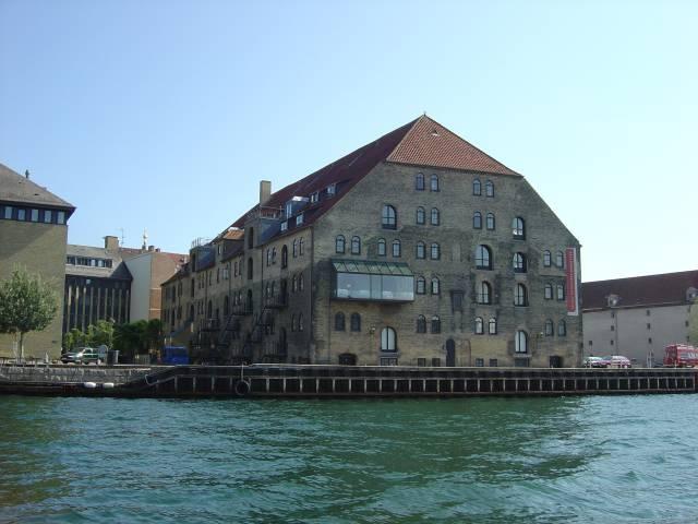 Gammel Dok - foto fra juli 2006