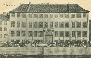 Platz, Erasmus Frederik - lille - tv